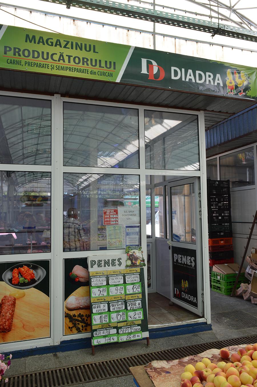 Magazin Piața Vest